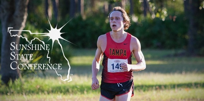 Tampa's Lars Benner Selected as the 2016-17 SSC Male Scholar-Athlete of the Year