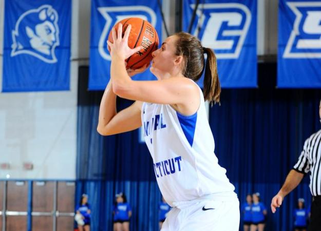 Women's Hoops Falls Short at BC
