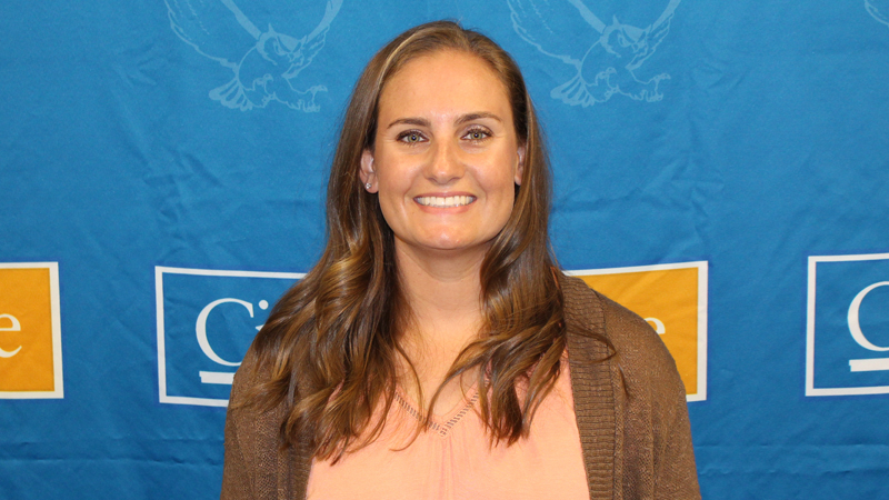 Jennifer Spalding has been named the Head Coach of the Citrus College Women's Water Polo and Women's Swim programs.