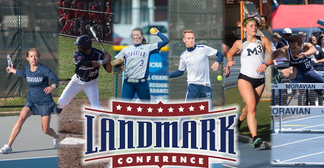 Six Greyhounds Named to Landmark Conference Spring All-Sportsmanship Team