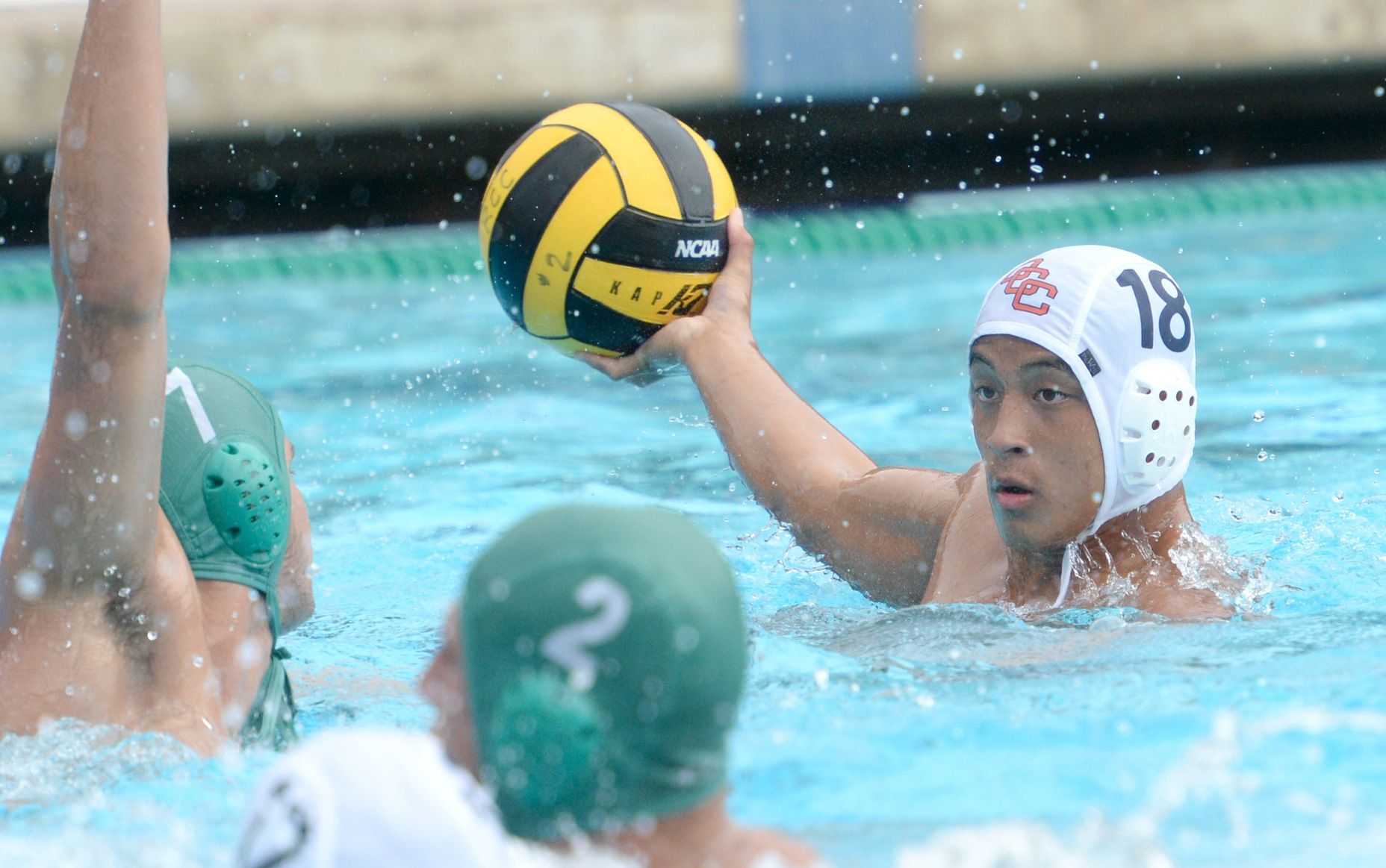 Pirates finish second at OEC Water Polo Championships