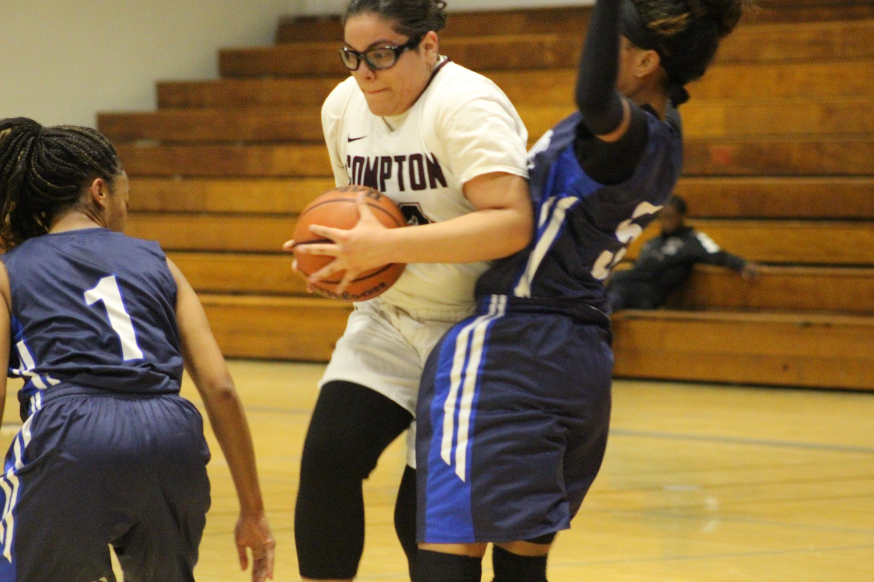 Women's Basketball Falls to El Camino