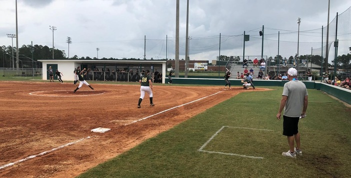 Lady Gators Drop Pair to South Effingham
