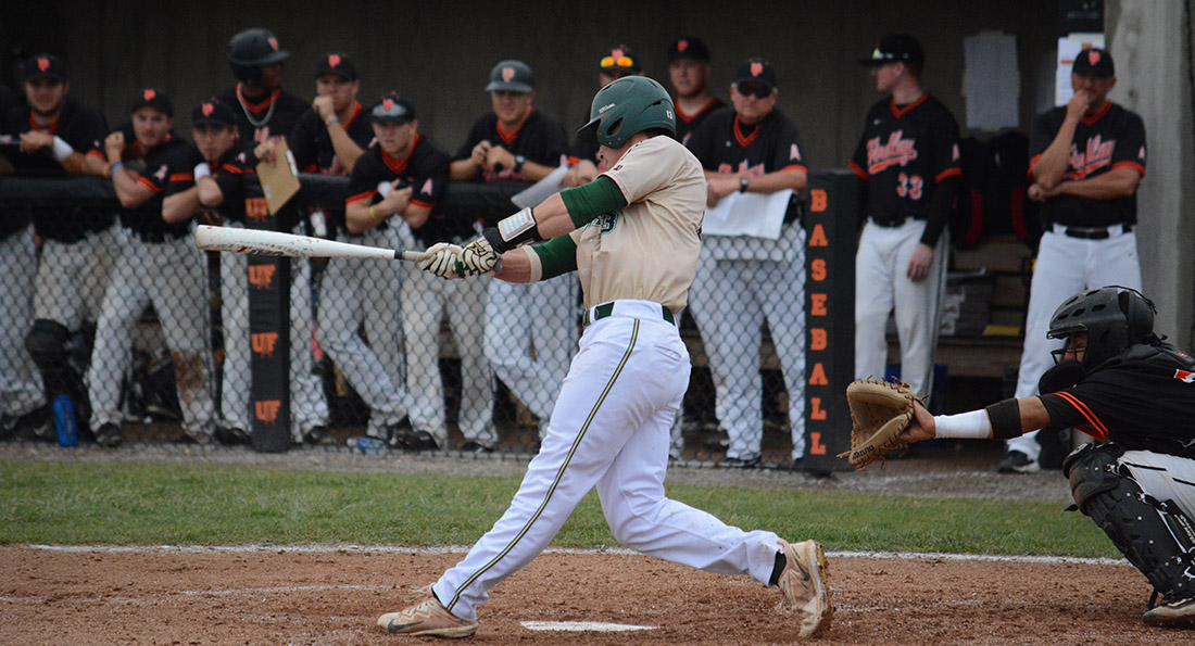 The Tiffin University baseball team took 2 of 3 games from the University of Findlay Oilers over the weekend.
