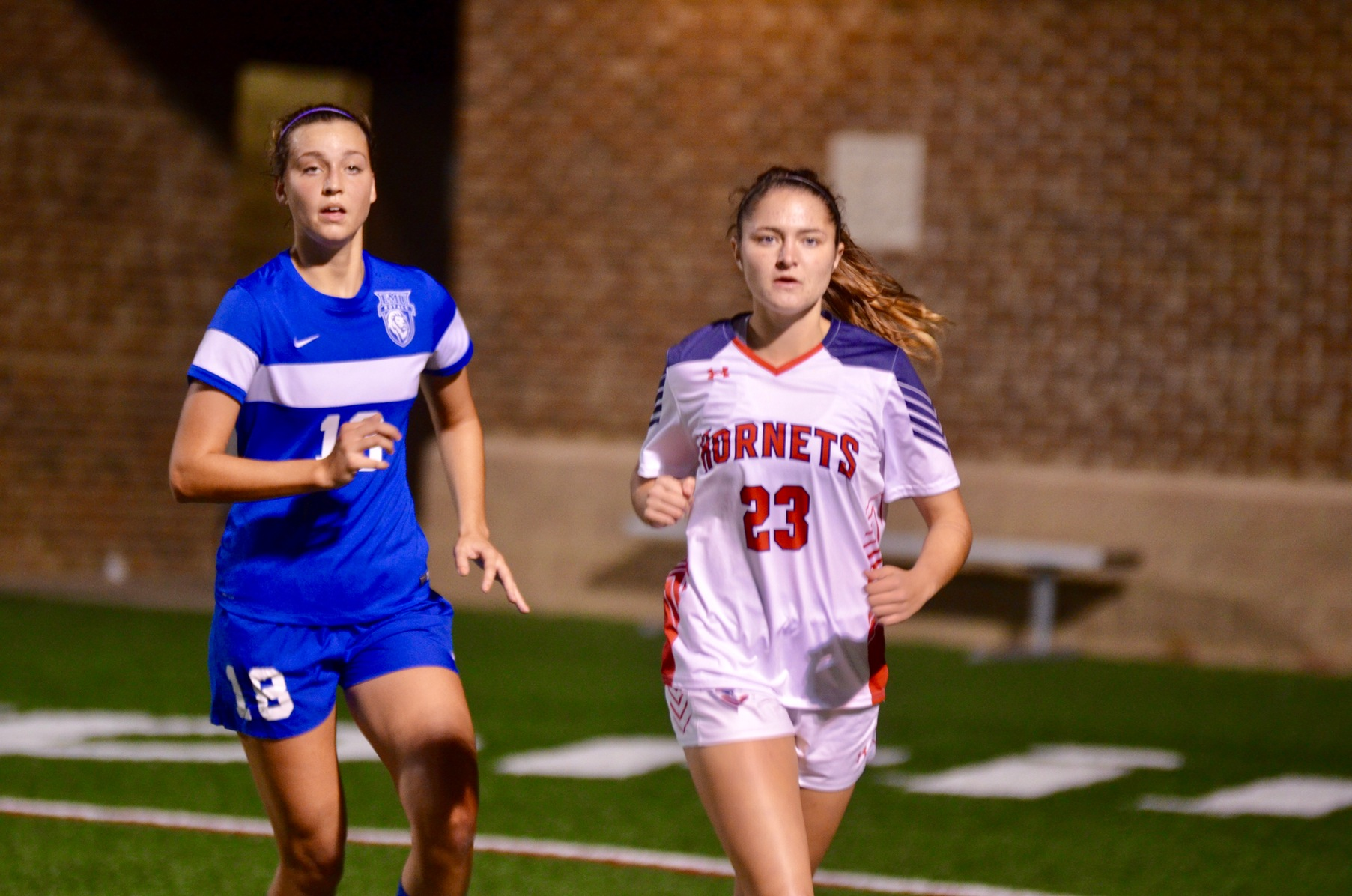 Shenandoah Women's Soccer moves to 9-6 and 5-2 ODACon the season.