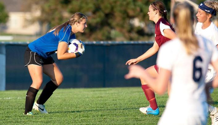 Soccer Gets Goal in Final Seconds; Plays Augsburg to Tie