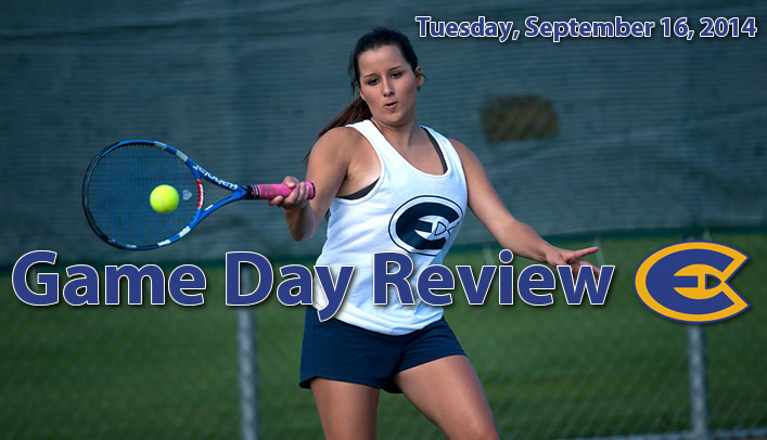 Game Day Review - Tuesday, September 16, 2014