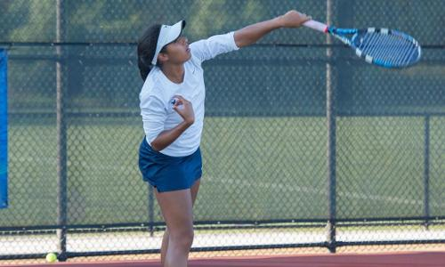 #21 Women's Tennis Picks Up Two Wins on Sunday