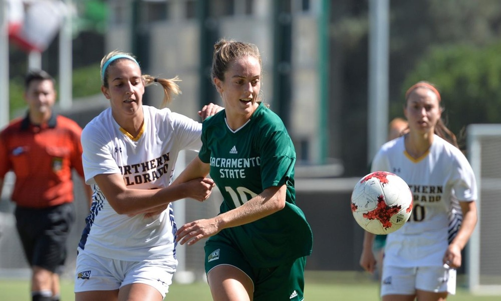TOUGH MATINEE MATCH RESULTS IN WOMEN'S SOCCER 1-0 LOSS TO UNC