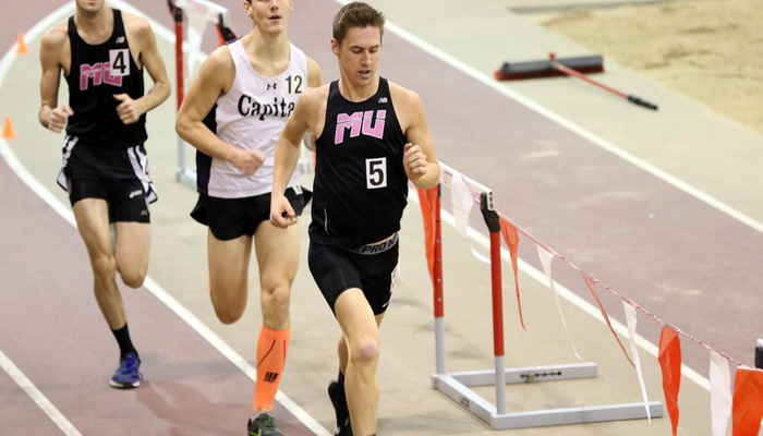 Men's Indoor Track & Field place ninth at Bob Shannon Invitational