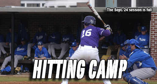 Golden Eagle Baseball hosts Hitting Camp