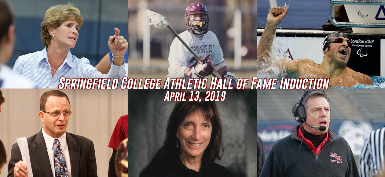 Springfield College Announces 2019 Athletic Hall of Fame Class