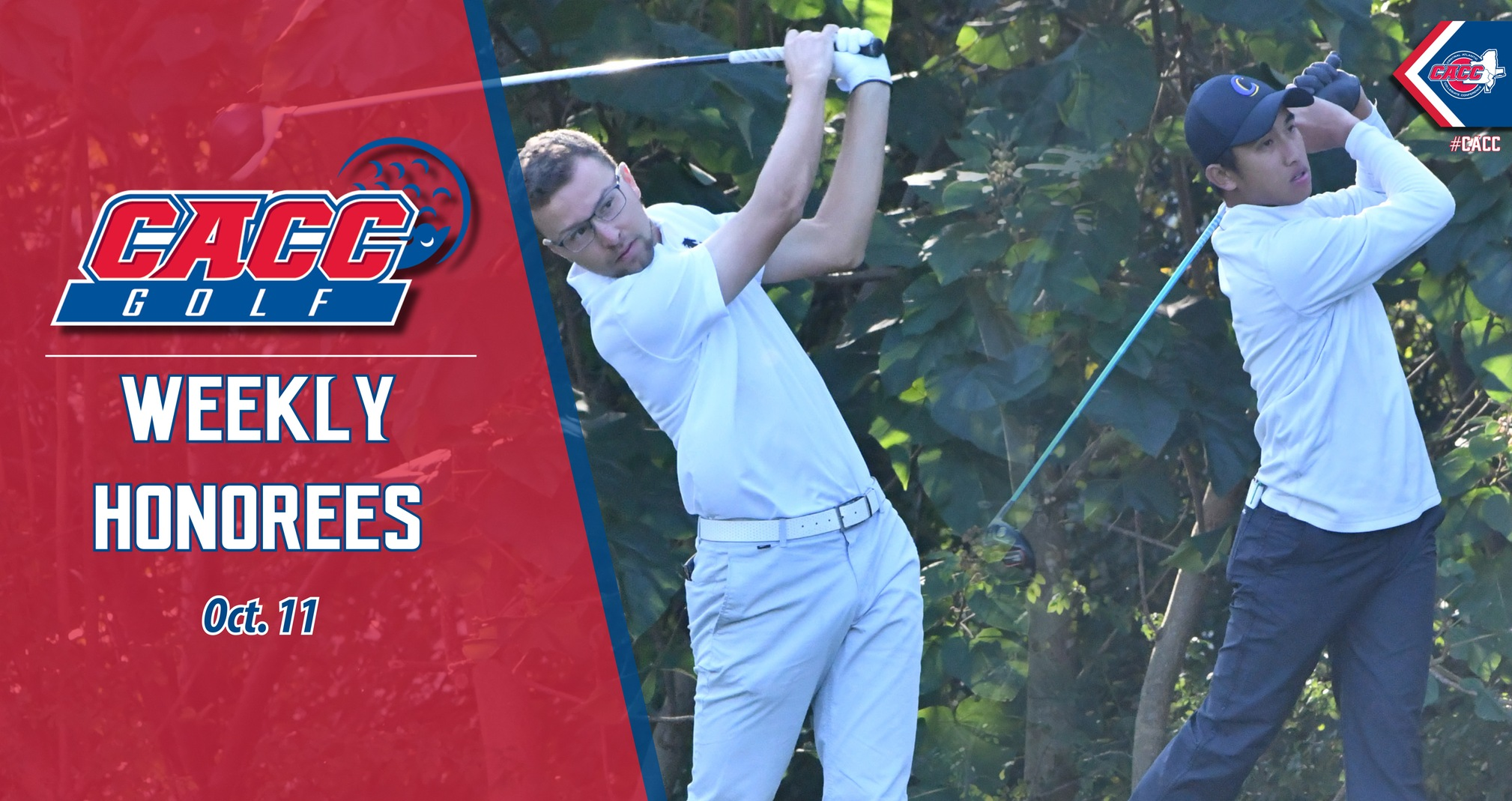 DOMINICAN'S WESCOTT TABBED CACC GOLFER OF THE WEEK