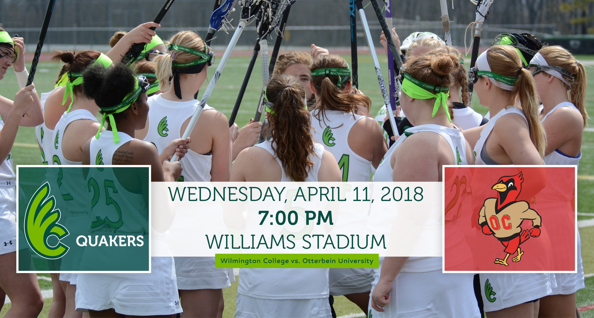 Women's Lacrosse Hosts Otterbein Wednesday