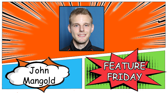 Feature Friday with John Mangold