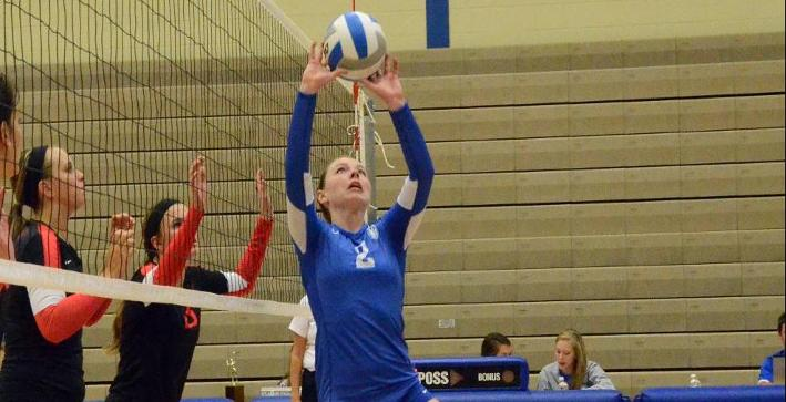 Volleyball's offense comes alive with wins at NACC/IIAC Invitational