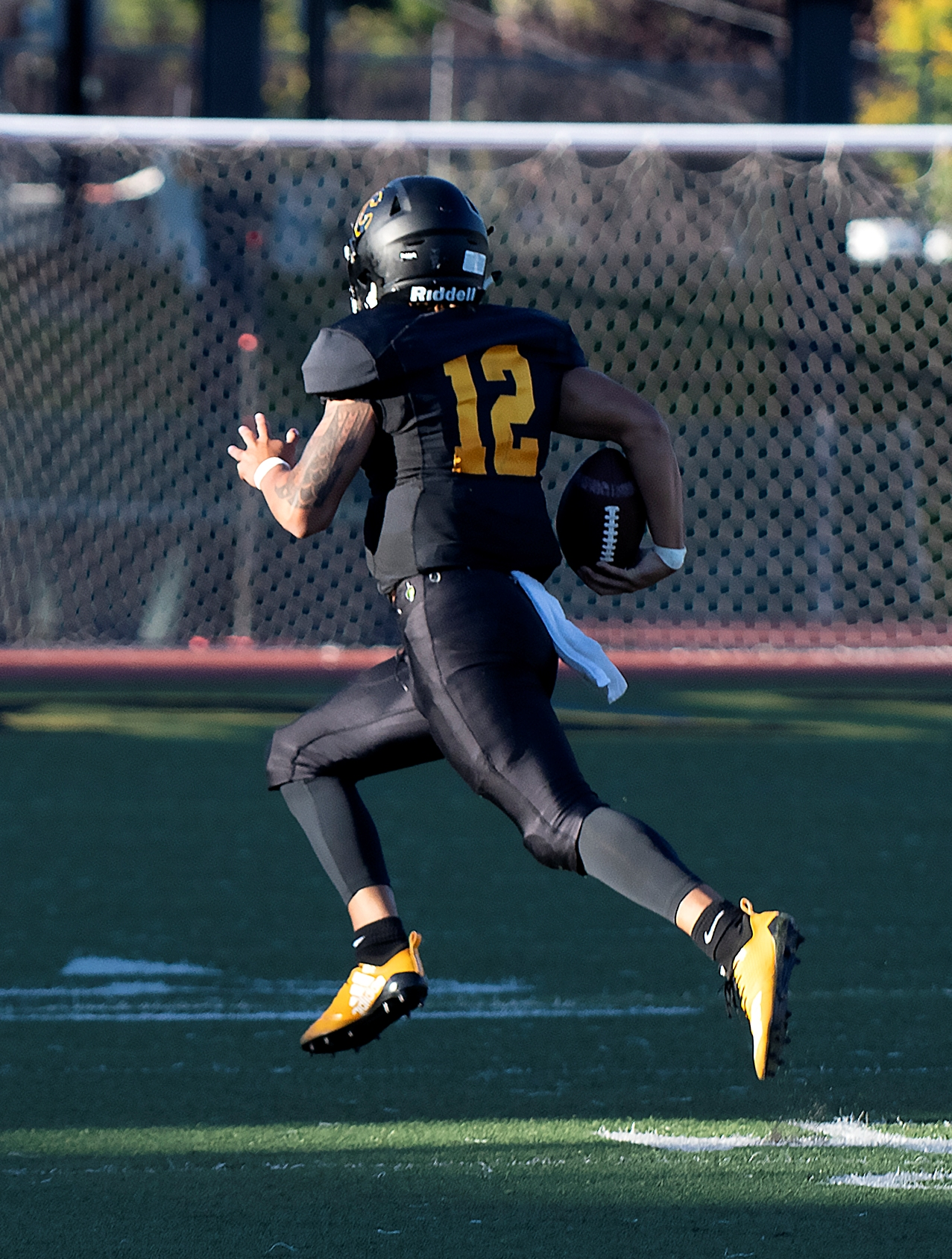 CHABOT WINS! GLADIATORS UPEND WEST HILLS TO IMPROVE TO 3-2 ENTERING BYE WEEK