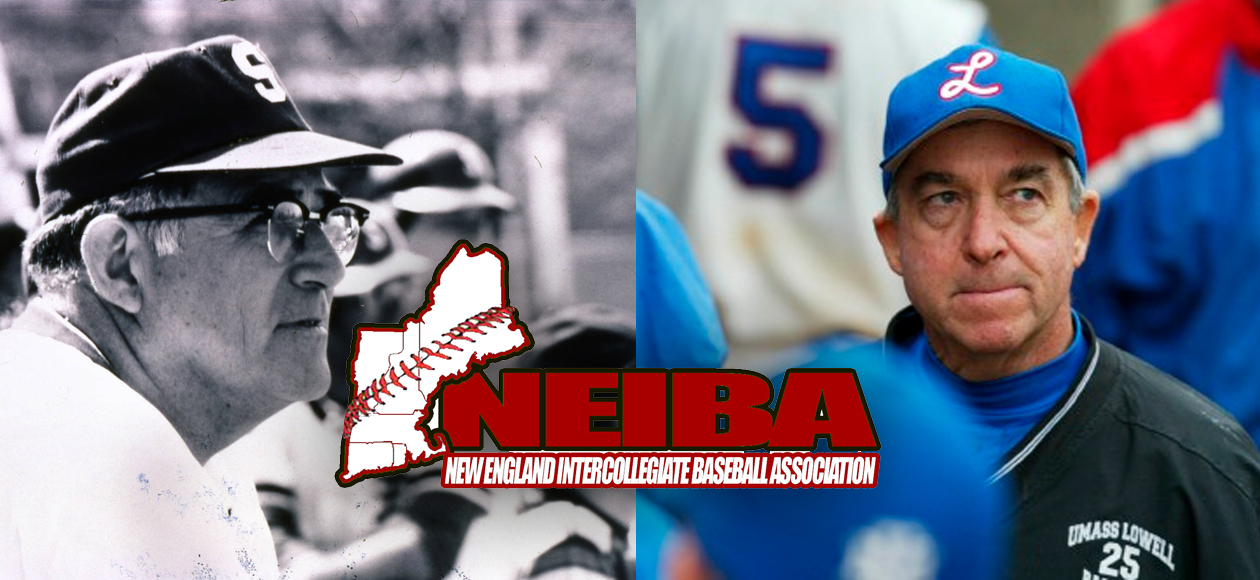 Allen '37 and Stone '60 To Be Inducted Into Inaugural NEIBA Hall of Fame