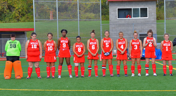 Field Hockey Team Falls in NEAC Championship Game