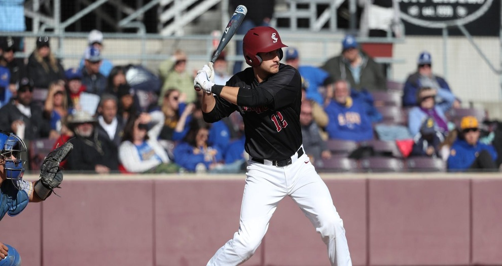 Baseball Loses Series Finale to Cal State Bakersfield, 4-2, on Sunday