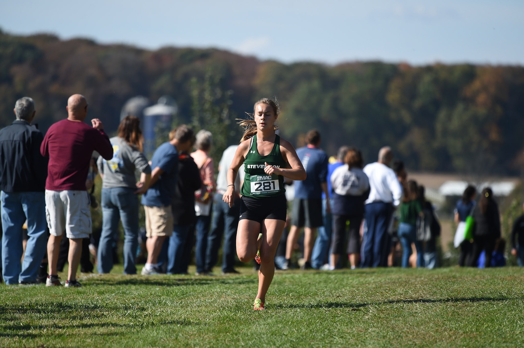 Winklbauer Sets Program Record, Places 32nd at NCAA Mideast Regionals