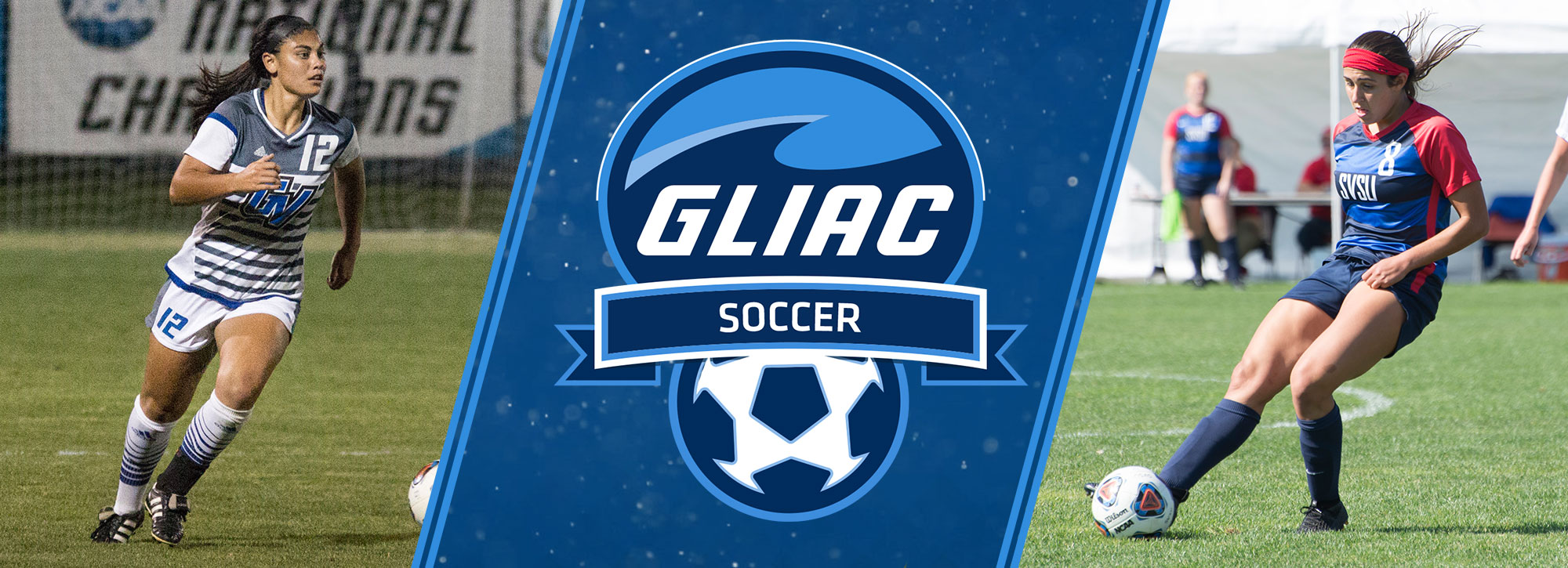 Grand Valley State's Steinwascher, Saginaw Valley's Giambanco Earn GLIAC Women's Soccer Weekly Accolades