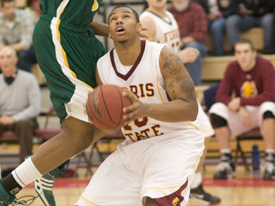 Keenan Wins Third-Straight GLIAC Honor