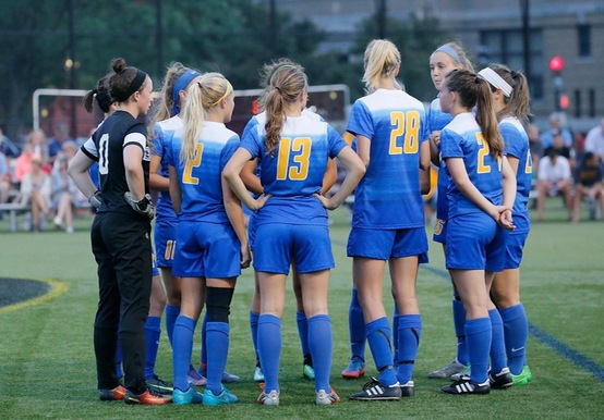 WOMEN'S SOCCER FALLS TO SIMMONS IN GNAC QUARTERFINALS