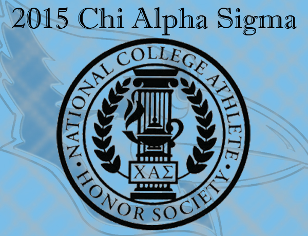 Westminster Inducts 13 Into Chi Alpha Sigma