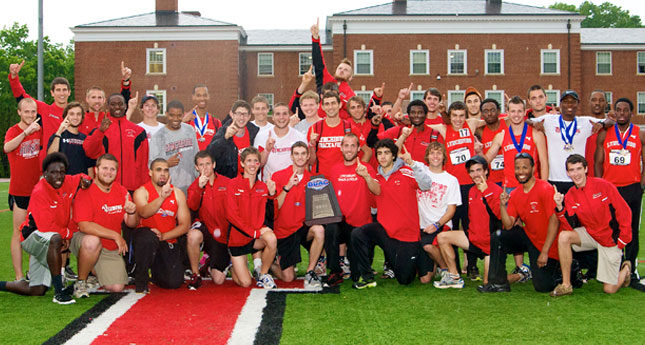 Lynchburg Men Win Fourth Straight Outdoor Track and Field Championship