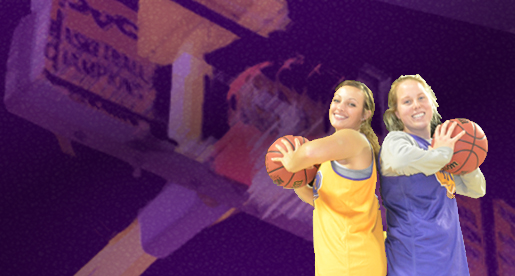 Cook and Heady named captains of Golden Eagle Women's Basketball Team