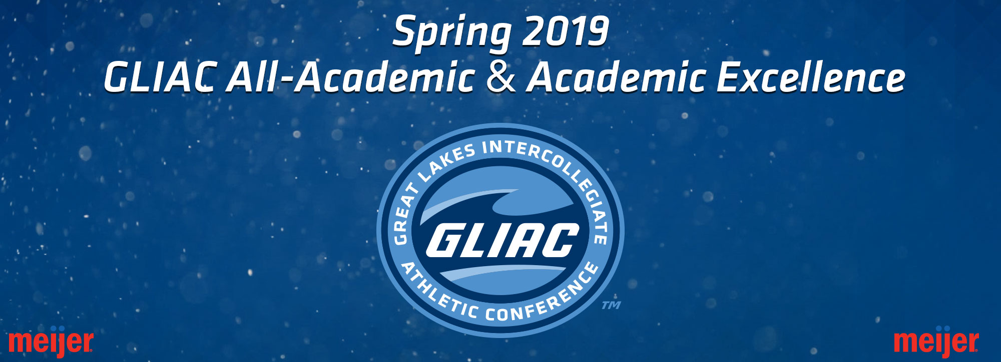 GLIAC lauds 814 Spring 2019 All-Academic & Academic Excellence Honorees