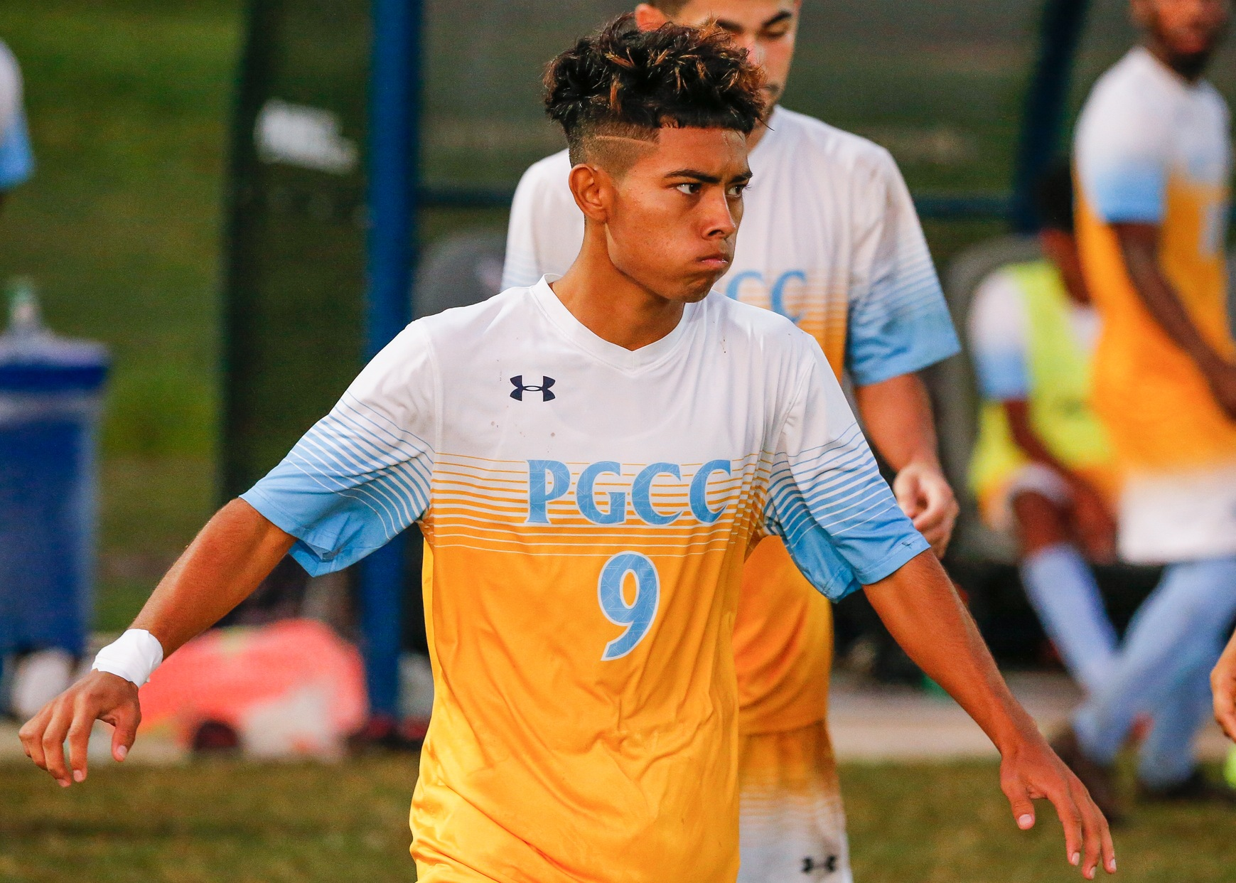 Men's Soccer Sits Atop MD JUCO Rankings