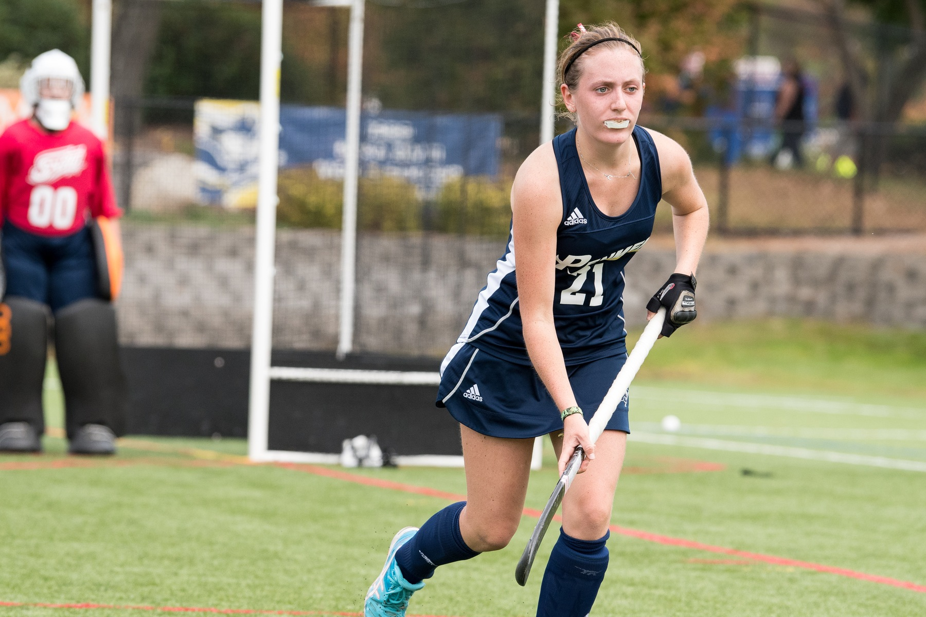 Field Hockey Falls on Final Play of Overtime to No. 4 Saint Anselm, 4-3