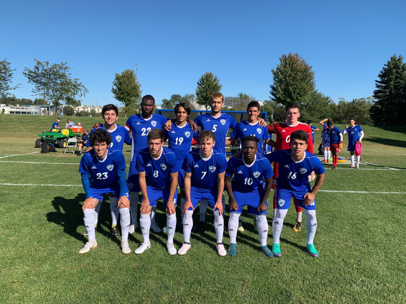 Reiver men's soccer drop to 2-3 in ICCAC play