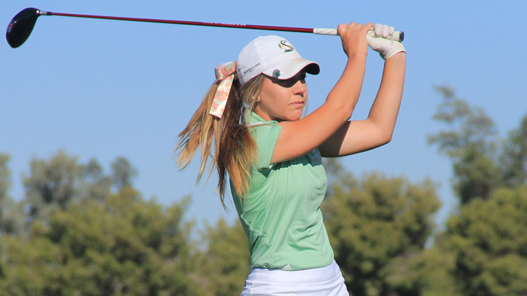 Trio Helps Women's Golf Surge at Colby Invitational