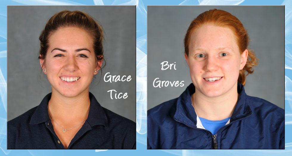 Tice & Groves Share Lyon of the Week Honors