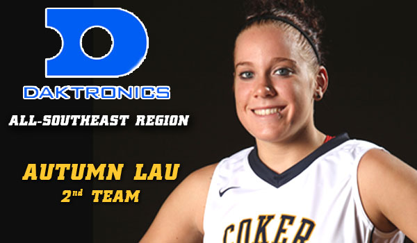 Coker's Autumn Lau Makes All-Region Team