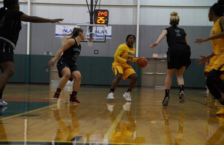 Salley Sinks Game-Winner in Last-Second Home Thriller with Morrisville State