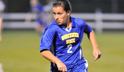 Clifford Helps Send Worcester State to ECAC Championship In 1-0 Victory over UMass-Boston