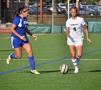 Farmingdale State Falls to Catholic in Rams Classic