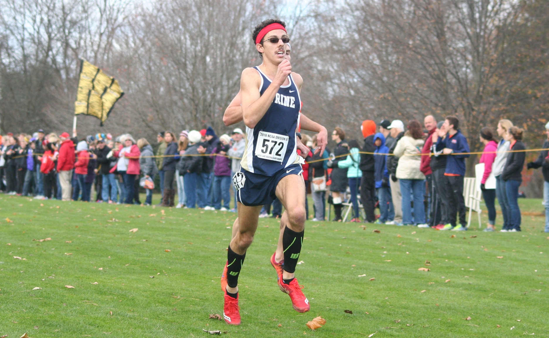 Thunder Men Place 14th in Great Lakes Regional