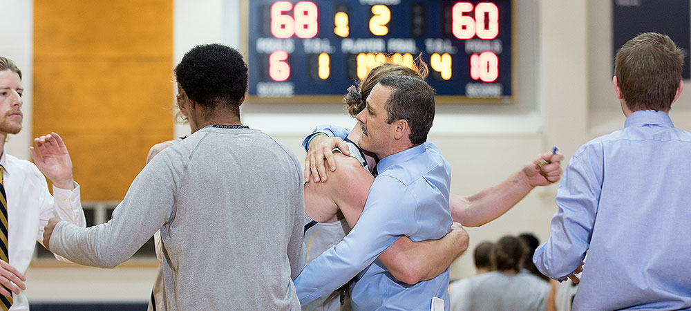 Gallaudet men's basketball picks up first win of the Coach Kovacs era