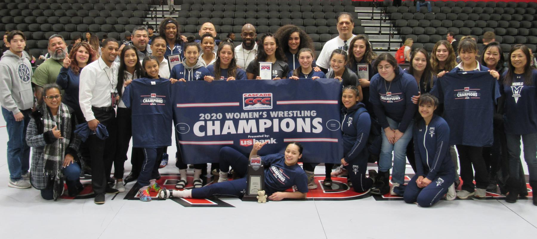 NAIA 2020 Women's Wrestling Invitational Qualifiers Announced