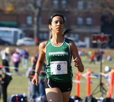 Frederic and Bonilla Lead Rams at LIU Post Cross Country Invite
