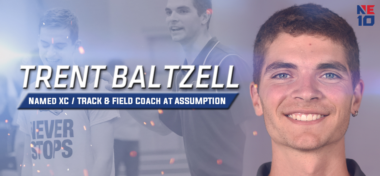 Assumption Tabs Former Assistant to Lead Cross Country / Track & Field Programs