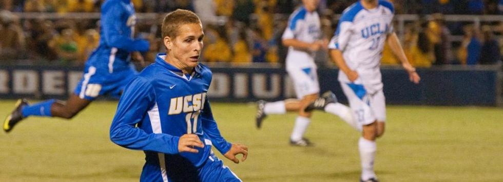 Sam Garza Placed on 2011 MAC Hermann Trophy Watch List