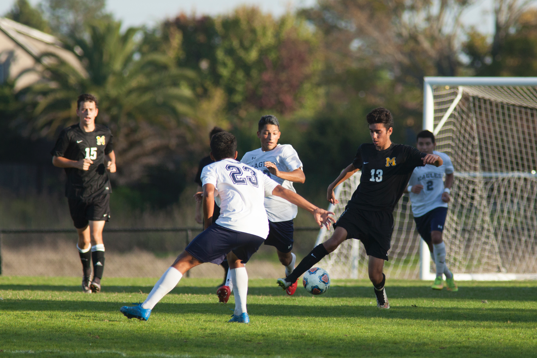 Men's Soccer Drops Home Affair To Yuba 3-1