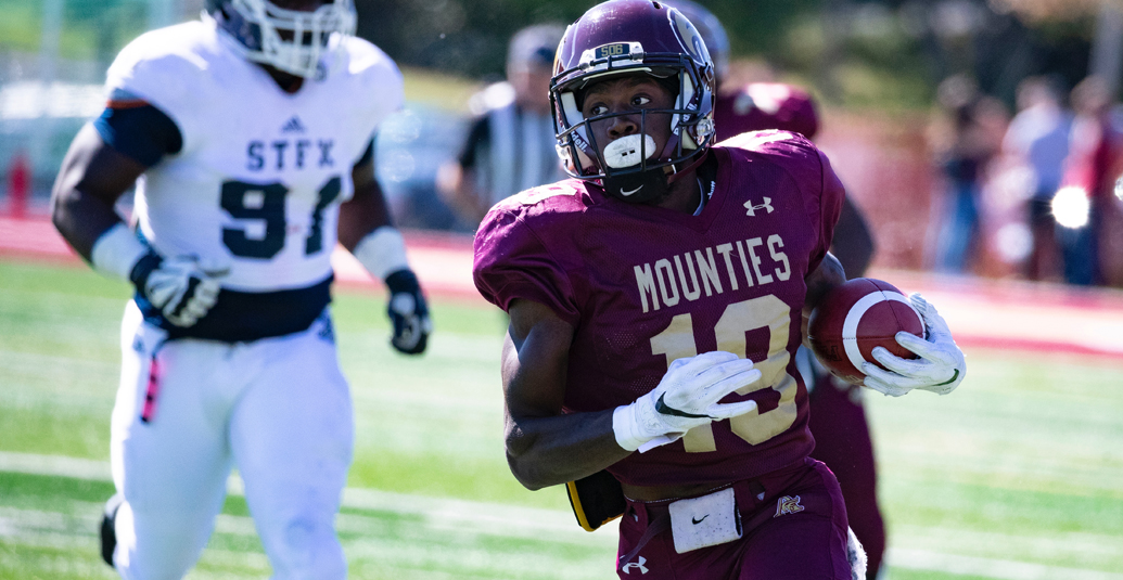 Mounties Lose 35-27 to StFX