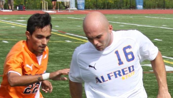 Elmira Shuts Out Alfred State Alfred State College Athletics